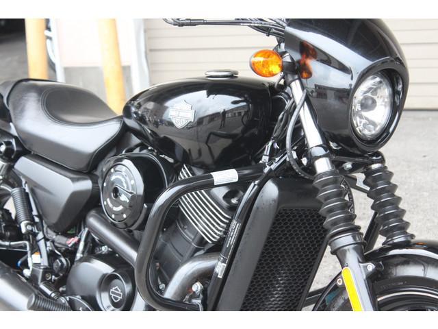 HARLEY-DAVIDSON XG750 ストリート750 ブラックの画像(茨城県