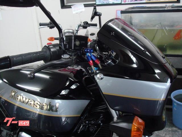 カワサキ ZRX1100の画像(茨城県