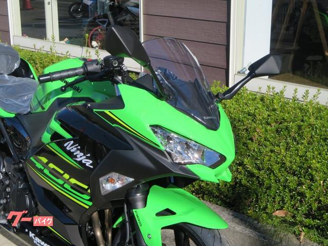 カワサキ Ninja 400 KRT 19モデルの画像(栃木県