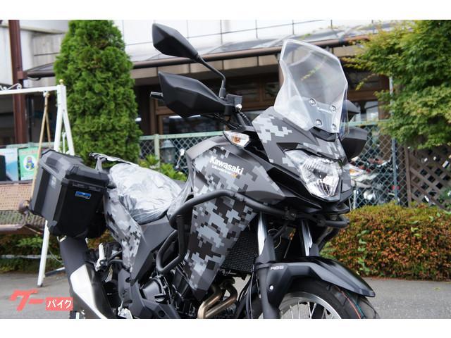 カワサキ VERSYSーX 250 ツアラーの画像(栃木県