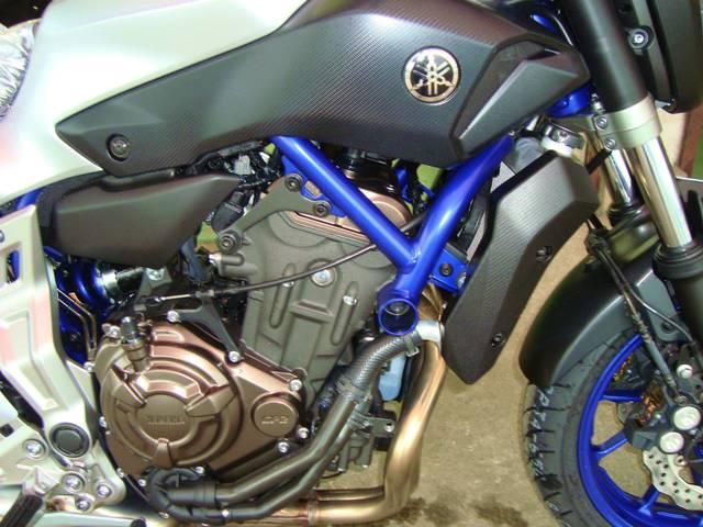 ヤマハ MT-07 ABSの画像(栃木県