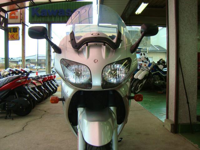 ヤマハ FJR1300の画像(栃木県