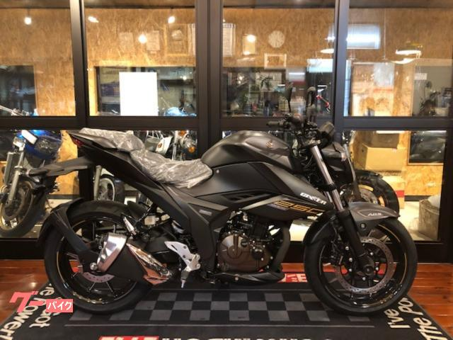 GIXXER 250 2021年モデル