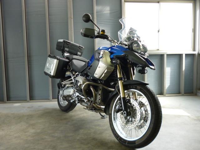 BMW R1200GSの画像(栃木県