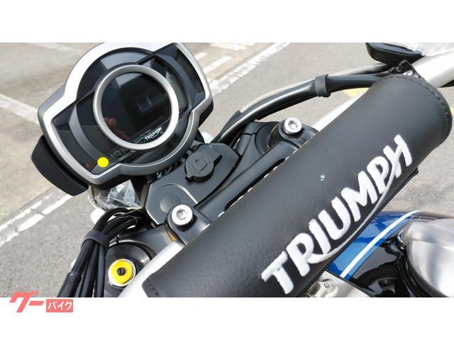 TRIUMPH スクランブラー1200XE Extreme packの画像(栃木県