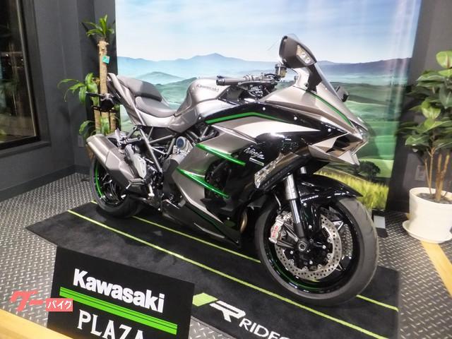 カワサキ Ninja H2 SX SE+ 2019年モデルの画像(栃木県