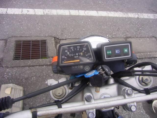 ヤマハ TW200Eの画像(栃木県
