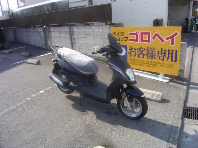 SYM シンプリー125の画像(栃木県