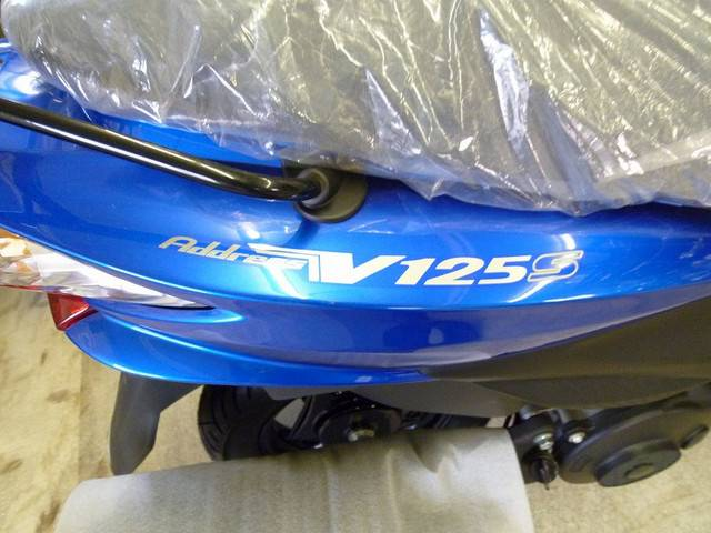 スズキ アドレスV125Sの画像(栃木県