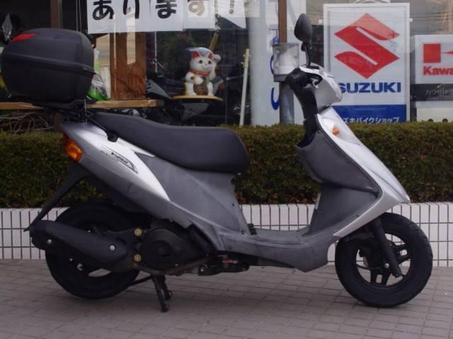 スズキ アドレスV125Gの画像(栃木県