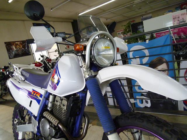 ヤマハ TT250R Raidの画像(栃木県