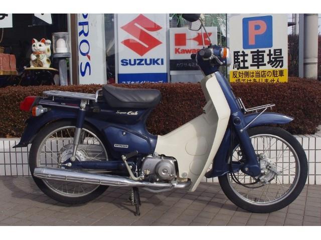 ホンダ スーパーカブ50カスタムの画像(栃木県