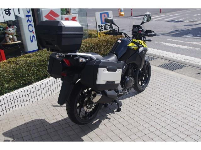 スズキ V-ストローム250の画像(栃木県