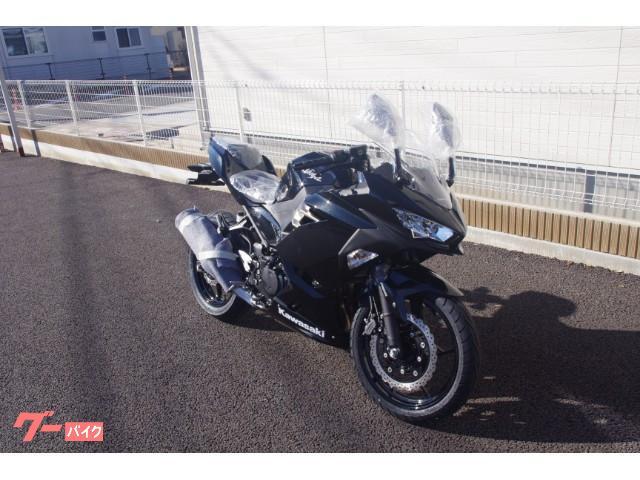 カワサキ Ninja 250 ABS '19の画像(栃木県
