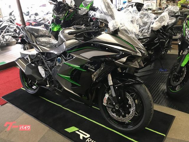 カワサキ Ninja H2 SX SE+の画像(栃木県