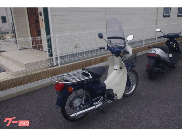 ホンダ スーパーカブ50カスタム FI セル付きの画像(栃木県