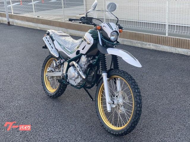 ヤマハ セロー250 ファイナルエディションの画像(栃木県
