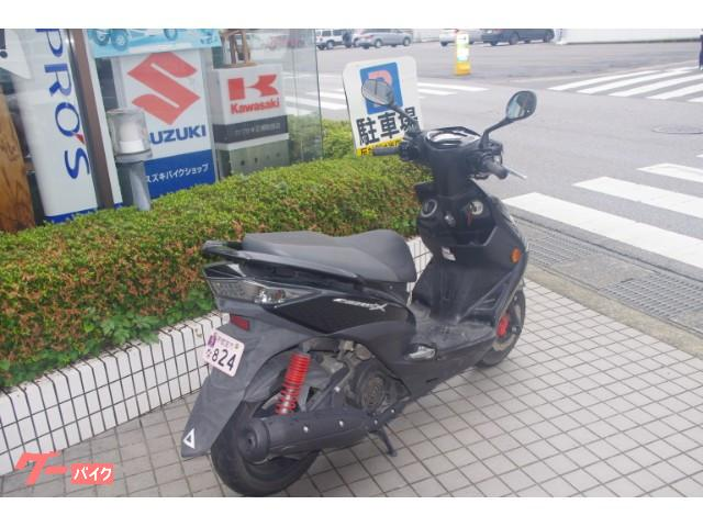 ヤマハ シグナスX SRの画像(栃木県