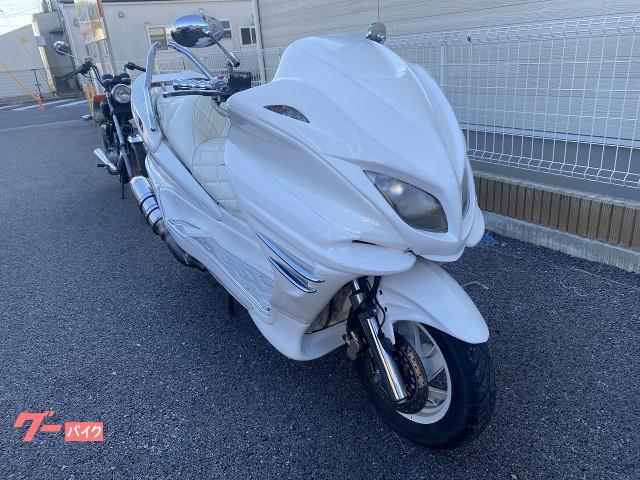 ヤマハ マジェスティCの画像(栃木県