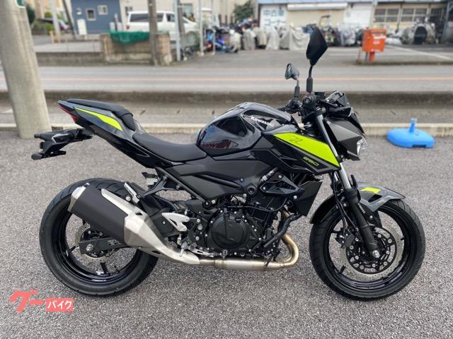 Z250 2022モデル