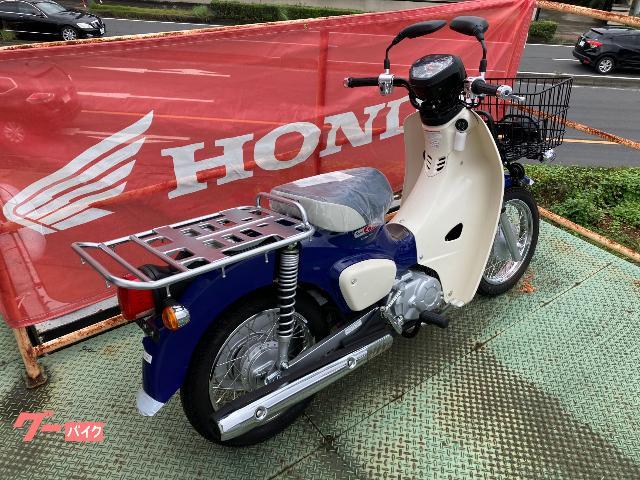 ホンダ スーパーカブ50プロ 2018モデルの画像(群馬県