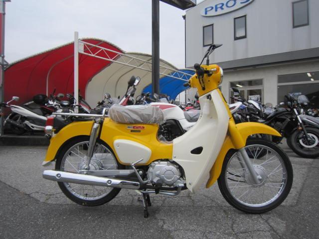 スーパーカブ50 熊本生産モデル 新車