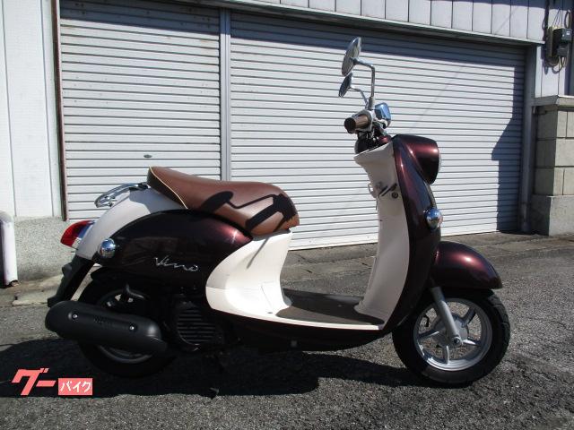 ビーノ 4サイクルエンジン
