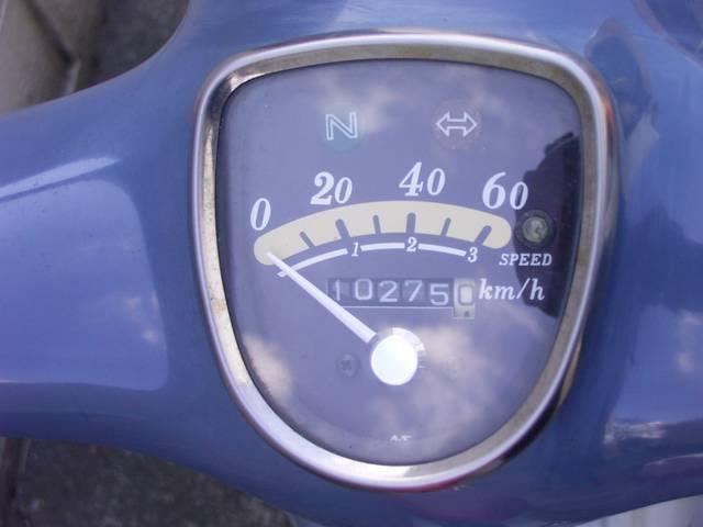 ホンダ リトルカブ 限定車の画像(群馬県