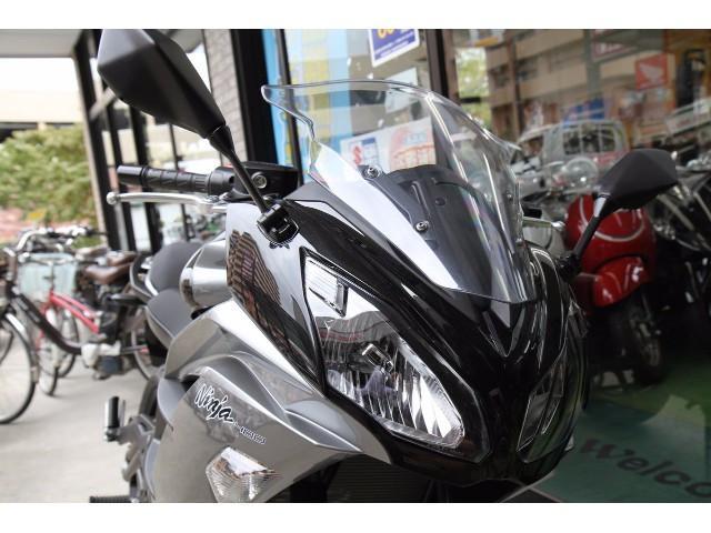 カワサキ Ninja 400 ワンオーナー車の画像(茨城県