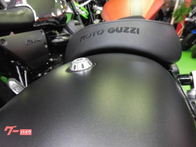 MOTO GUZZI V9 ボバースポーツの画像(群馬県
