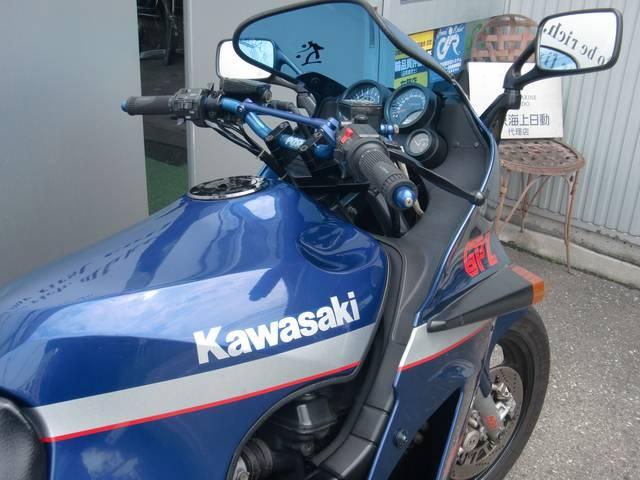 カワサキ GPZ1000RXの画像(群馬県