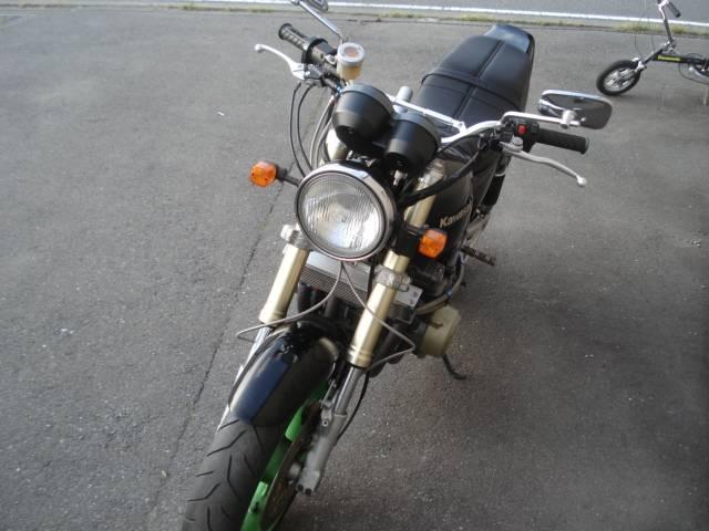カワサキ ZEPHYR400改の画像(群馬県