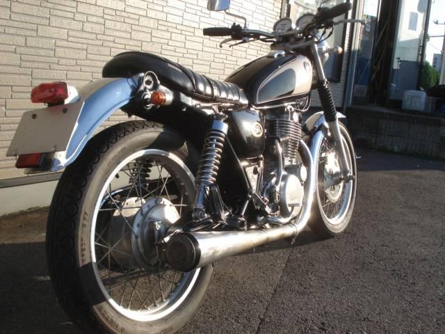 ヤマハ SR400の画像(群馬県
