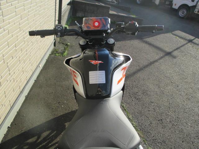 KTM 390デュークの画像(群馬県