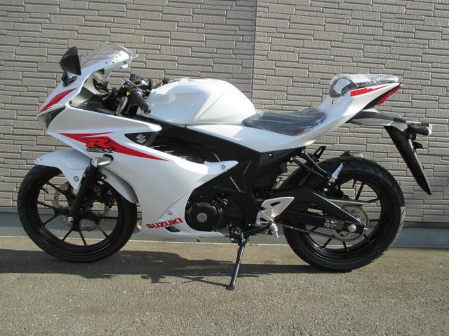 スズキ GSX-R125 ABSの画像(群馬県