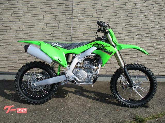 KX250 2022年モデル