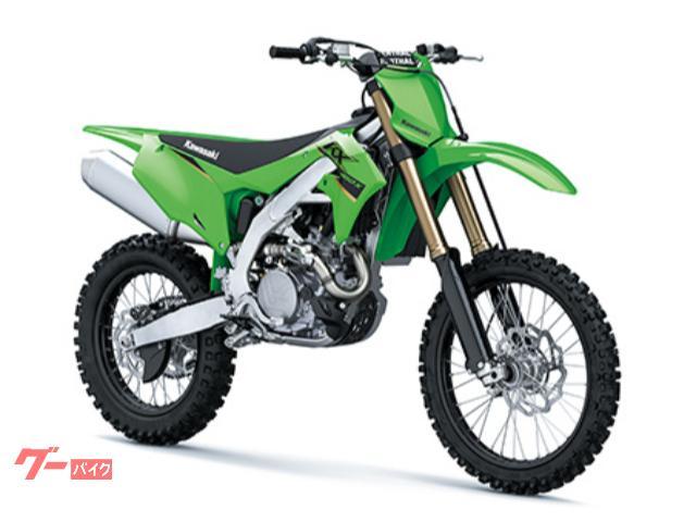 KX450X 2022年モデル