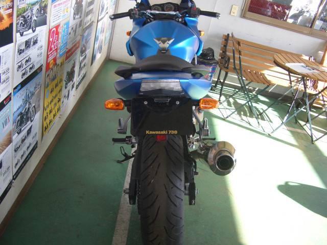 カワサキ Z750Sの画像(栃木県