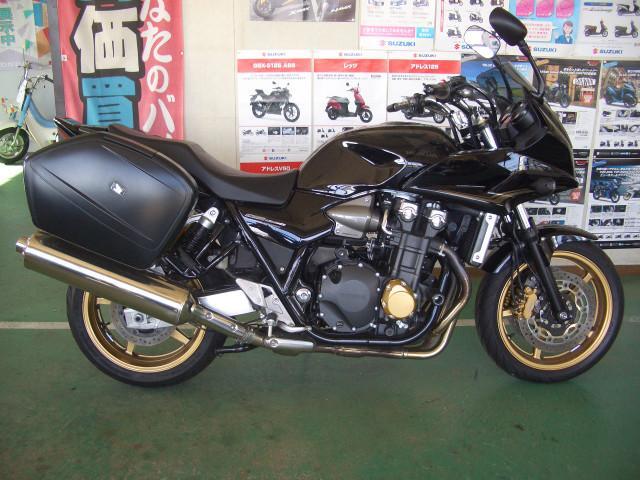 ホンダ CB1300Super ツーリングの画像(栃木県