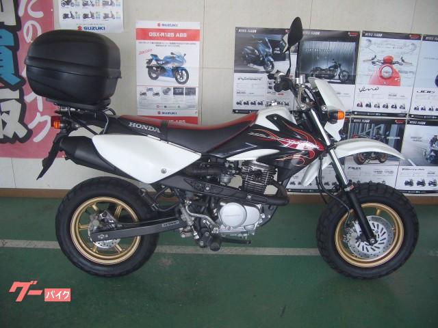 XR100 モタード