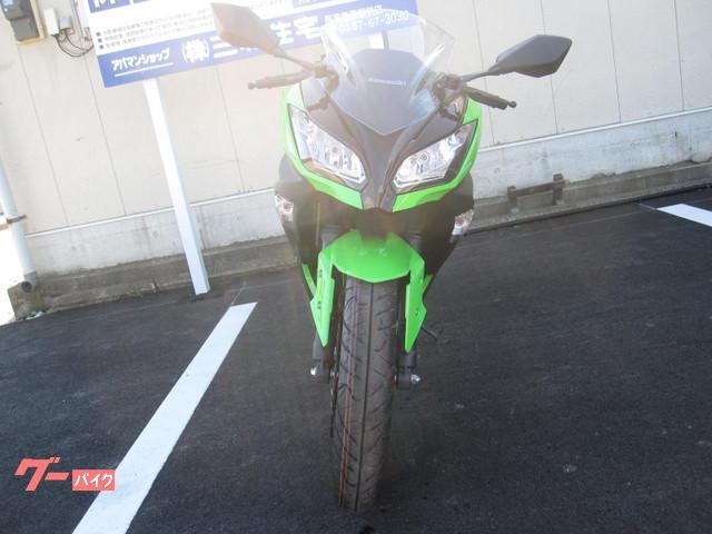 カワサキ Ninja 250の画像(栃木県