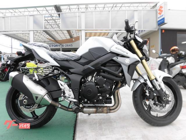 GSR750 L5 MotoMap車 タイヤ新 ラジエター液新 ブレーキオイル交換