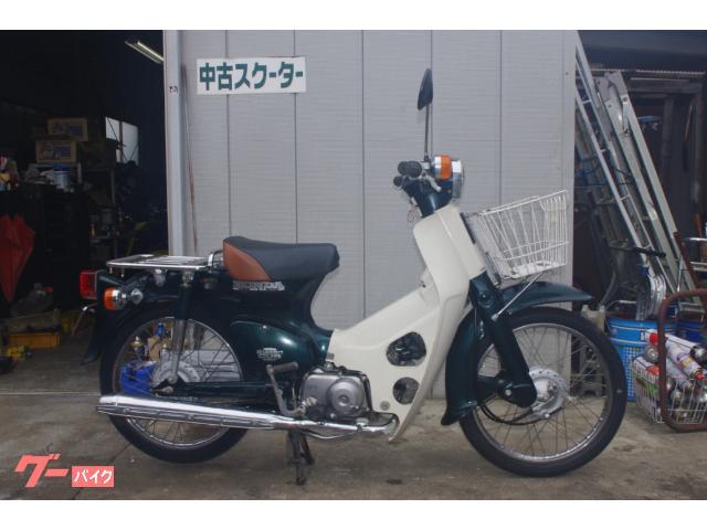 スーパーカブ50DX キャブ 4スト AA01