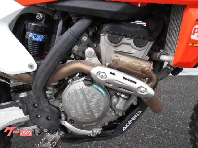 KTM 250SX-Fの画像(群馬県