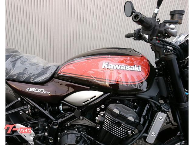 カワサキ Z900RSの画像(茨城県