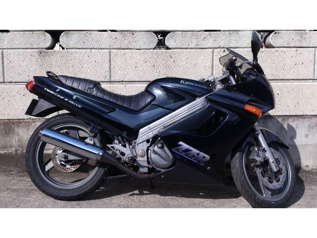 カワサキ ZZ-R250の画像(栃木県