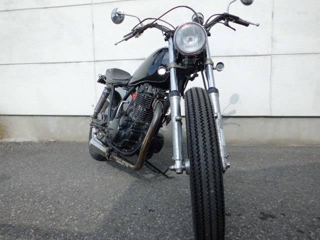 ヤマハ SR400ロンスイFCR35の画像(栃木県