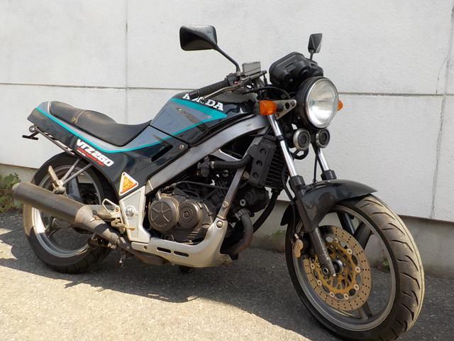 ホンダ VTZ250の画像(栃木県