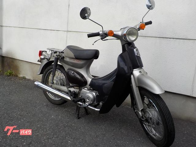 ホンダ リトルカブ4速セル付の画像(栃木県