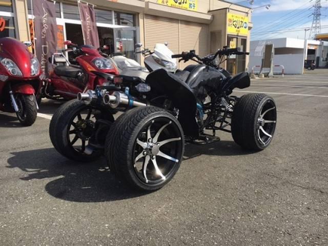 バギー 四輪バギー  ATVフルサイズの画像(群馬県